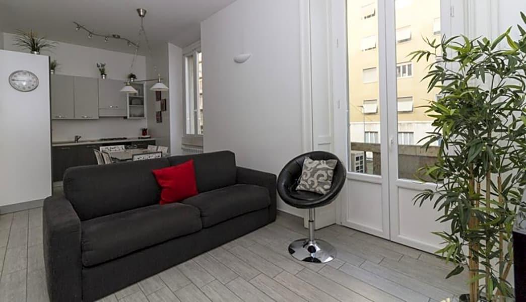2 BR Luxury Corso 1