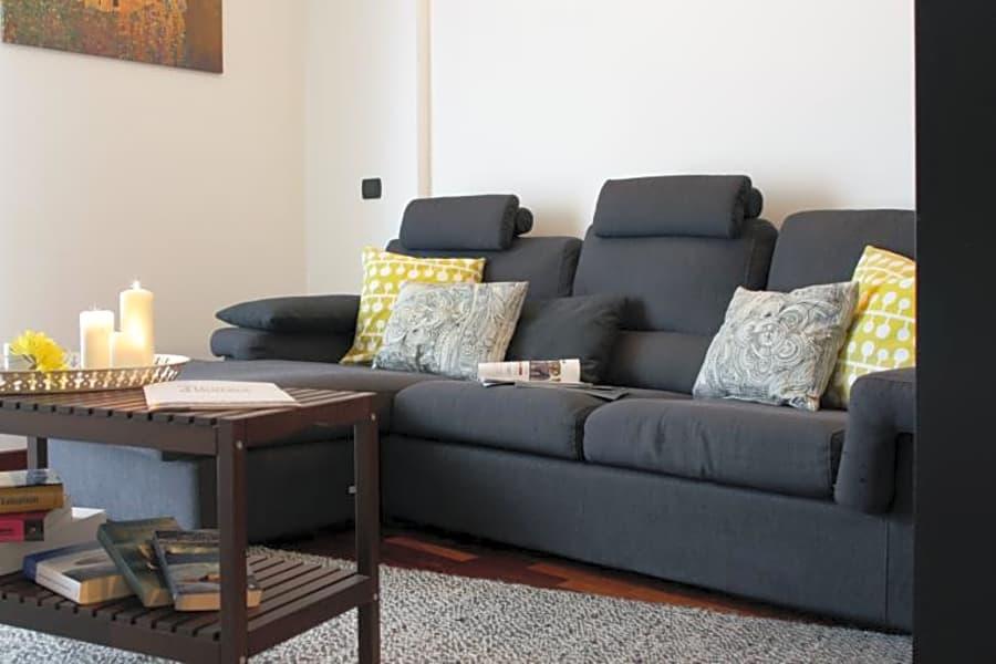 2 BR apartment Maspero 2.6