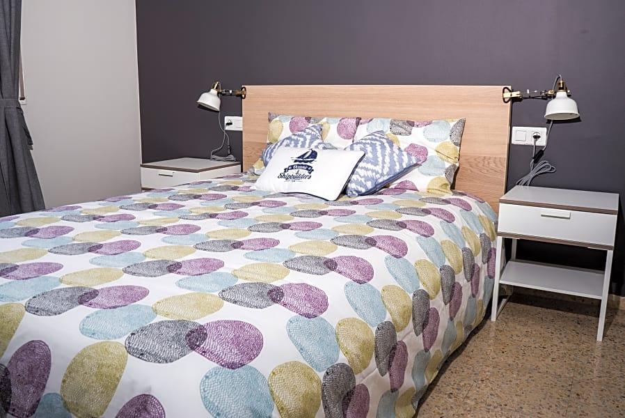 Single Room in Stylish Flat  (RH4-R1)