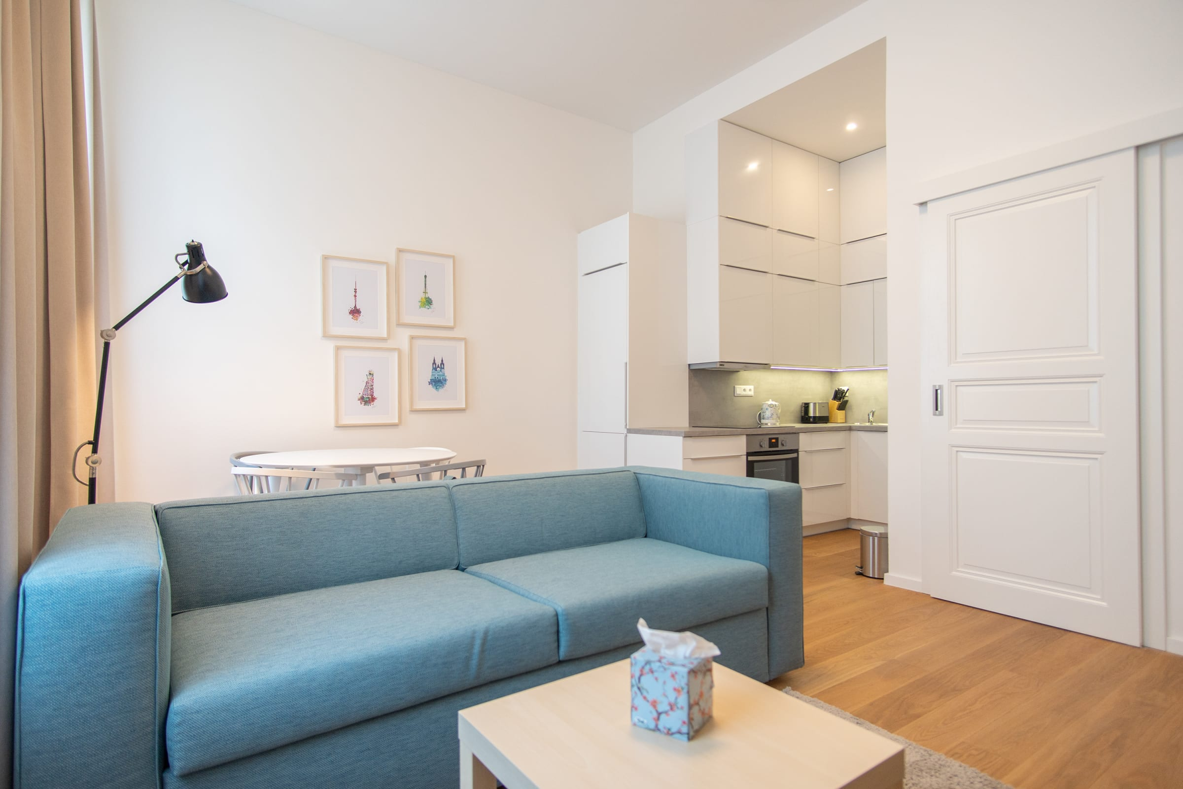 Apartment - Serikova Purple