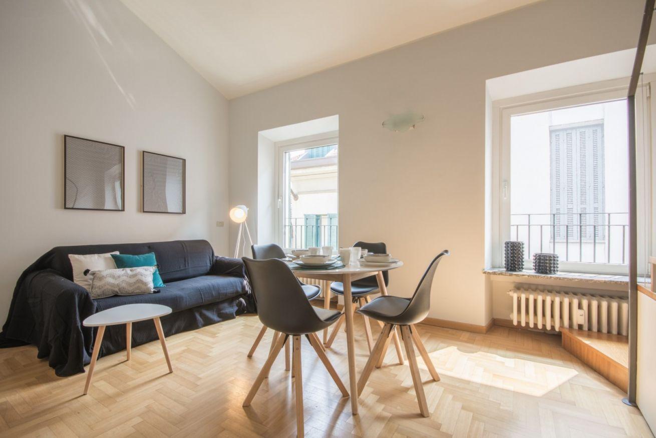 Apartment - Vicolo Fiori - Brera