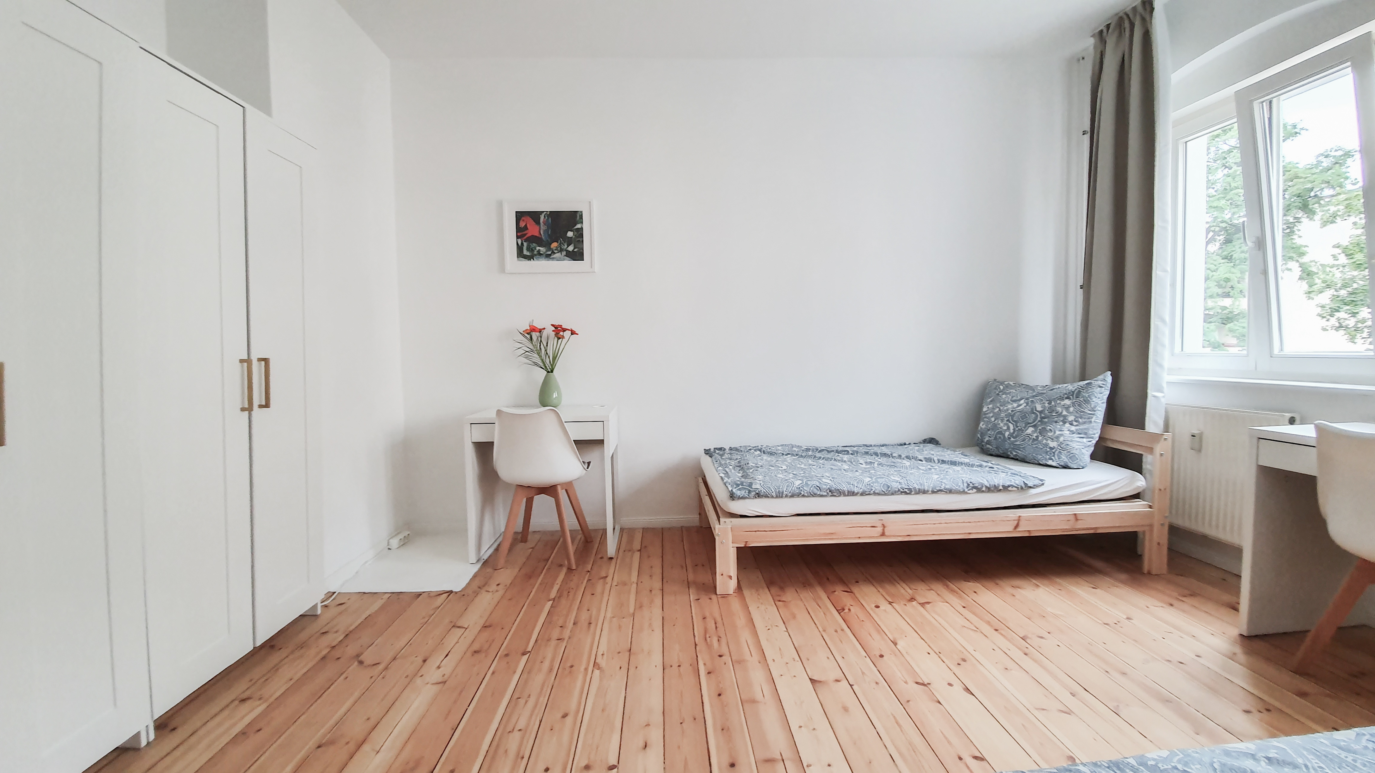 Cozy shared room in Prenzlauer Berg