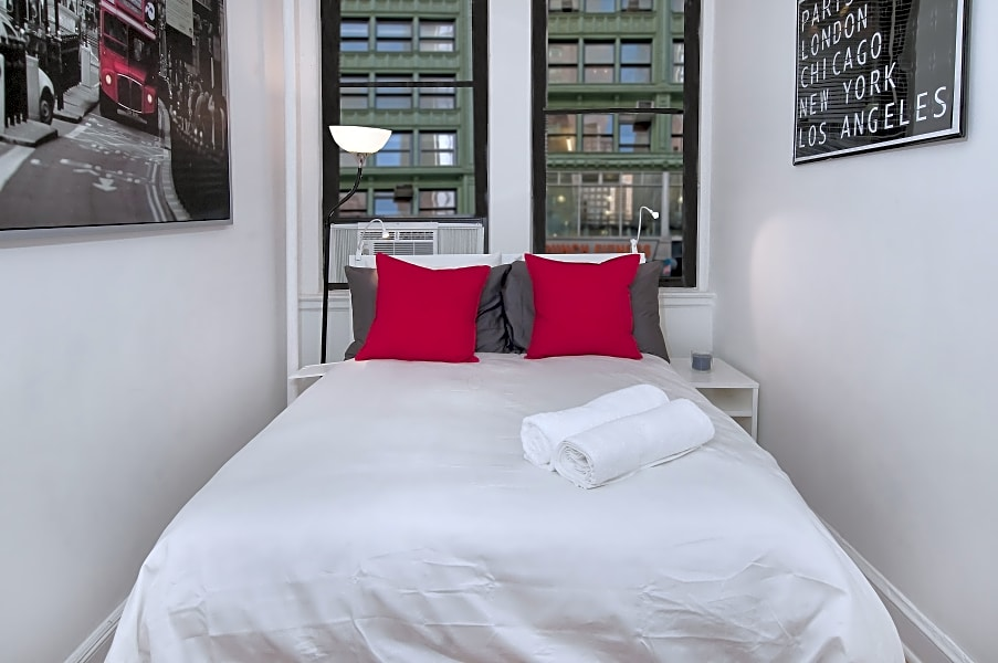 West 54th St One Bedroom Apt