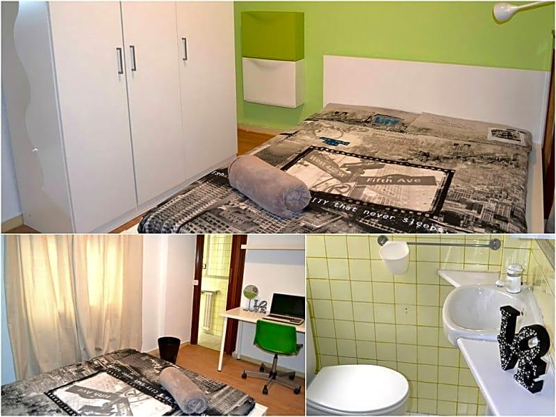 Room VI in Guzman 8 Apartment