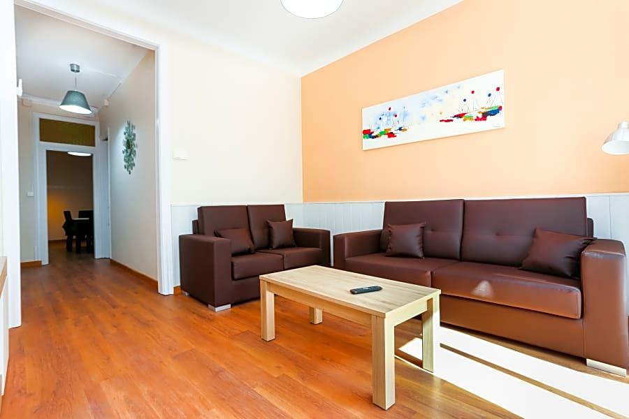 Joan Miro apartment 12